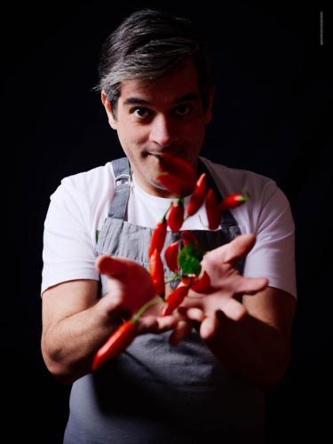 Chef Ricardo Ferro