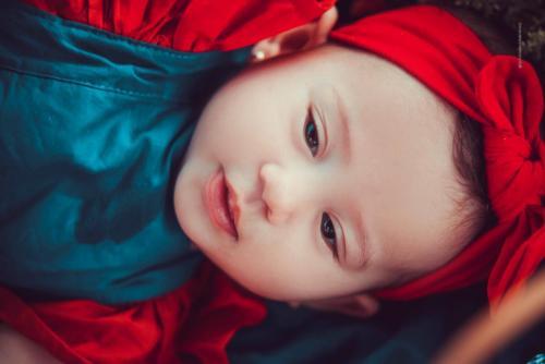 Ester - 4 meses