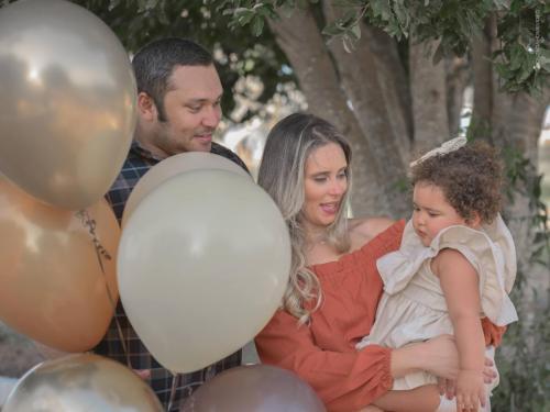 Larissa e Família